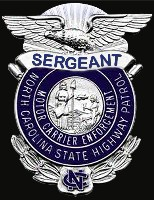 MCE Sergeant Badge