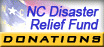 North Carolina Disaster Relief Fund Donations Icon