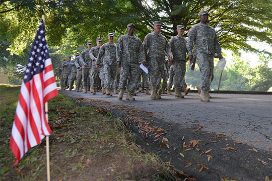 NC DPS: N C  National Guard Soldiers Deploy to Afghanistan