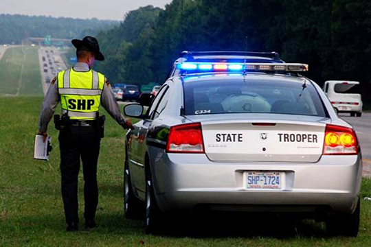 NC DPS: State Highway Patrol Reports Results from More Cops, More