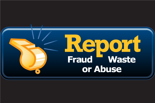fraud abuse and waste in the Overview background explanation of fraud, abuse, and waste fraud and abuse laws pt relationships with payers pt relationships with referral sources.