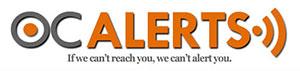 OC Alerts logo