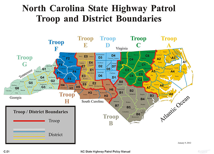 NC DPS: State Highway Patrol