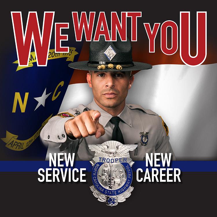 NC DPS: State Highway Patrol Careers Page