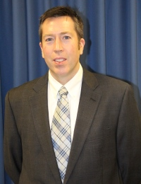 Aaron Gallagher, Administrative Services Manager