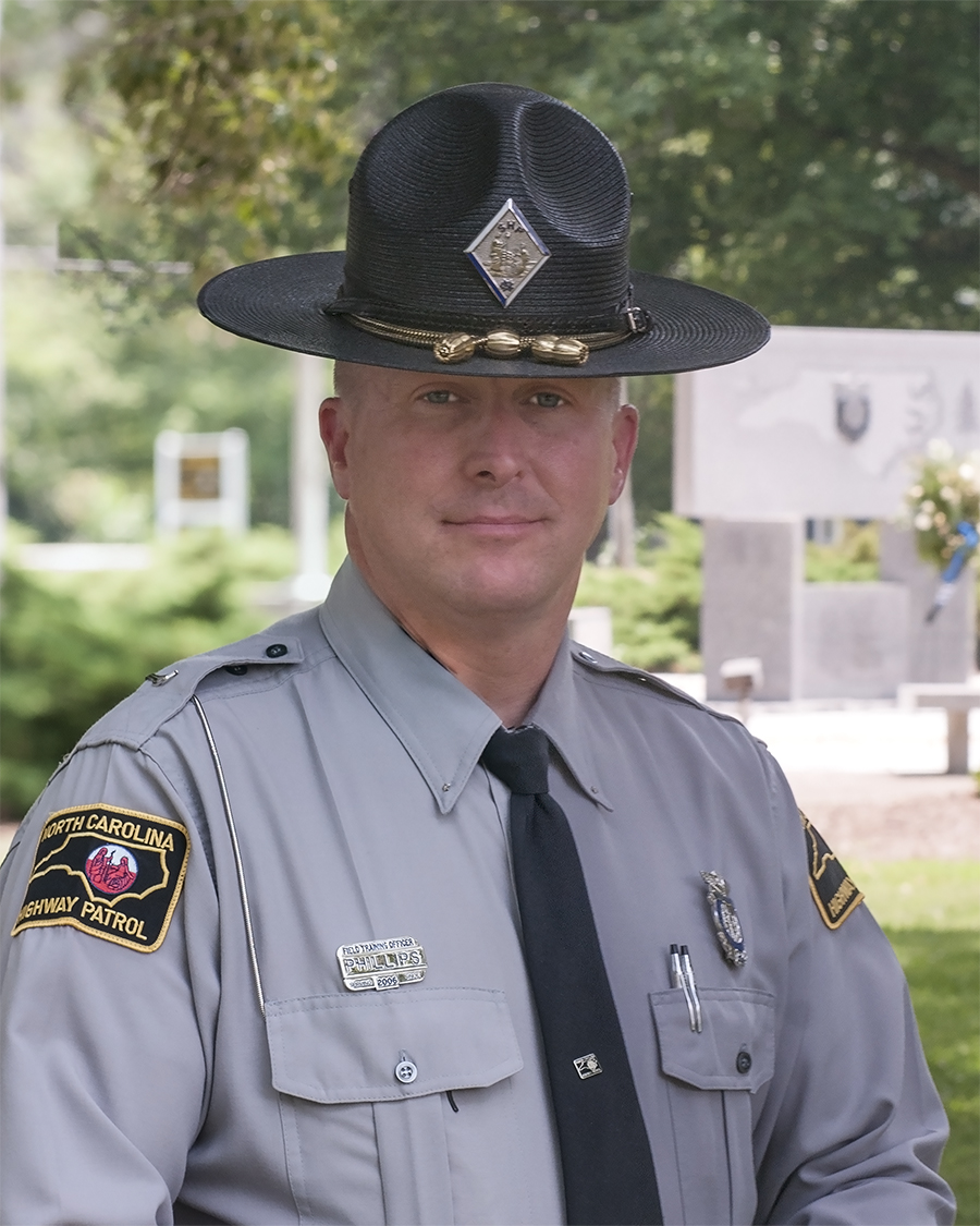 Trooper Eric J. Phillips