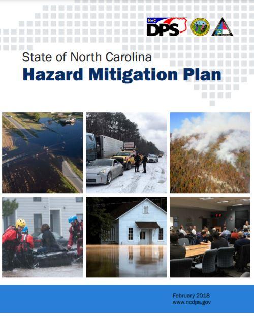 State Hazard Mitigation Plan - Cover