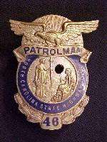 1929 Badge