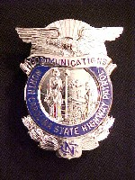 Communications badge
