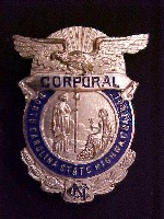 Corporal Badge