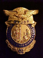 Major Badge