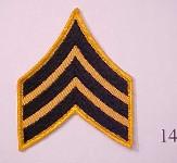 Line sergeant