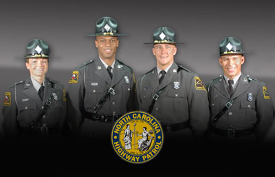 State Highway Patrol Troopers