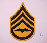 Airwing sergeant
