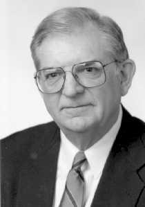 Secretary Mack Jarvis 1997-1998