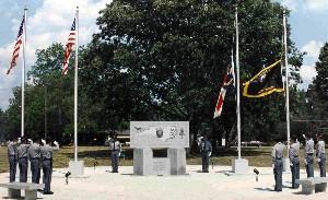 Highway Patrol Memorial Ceremony