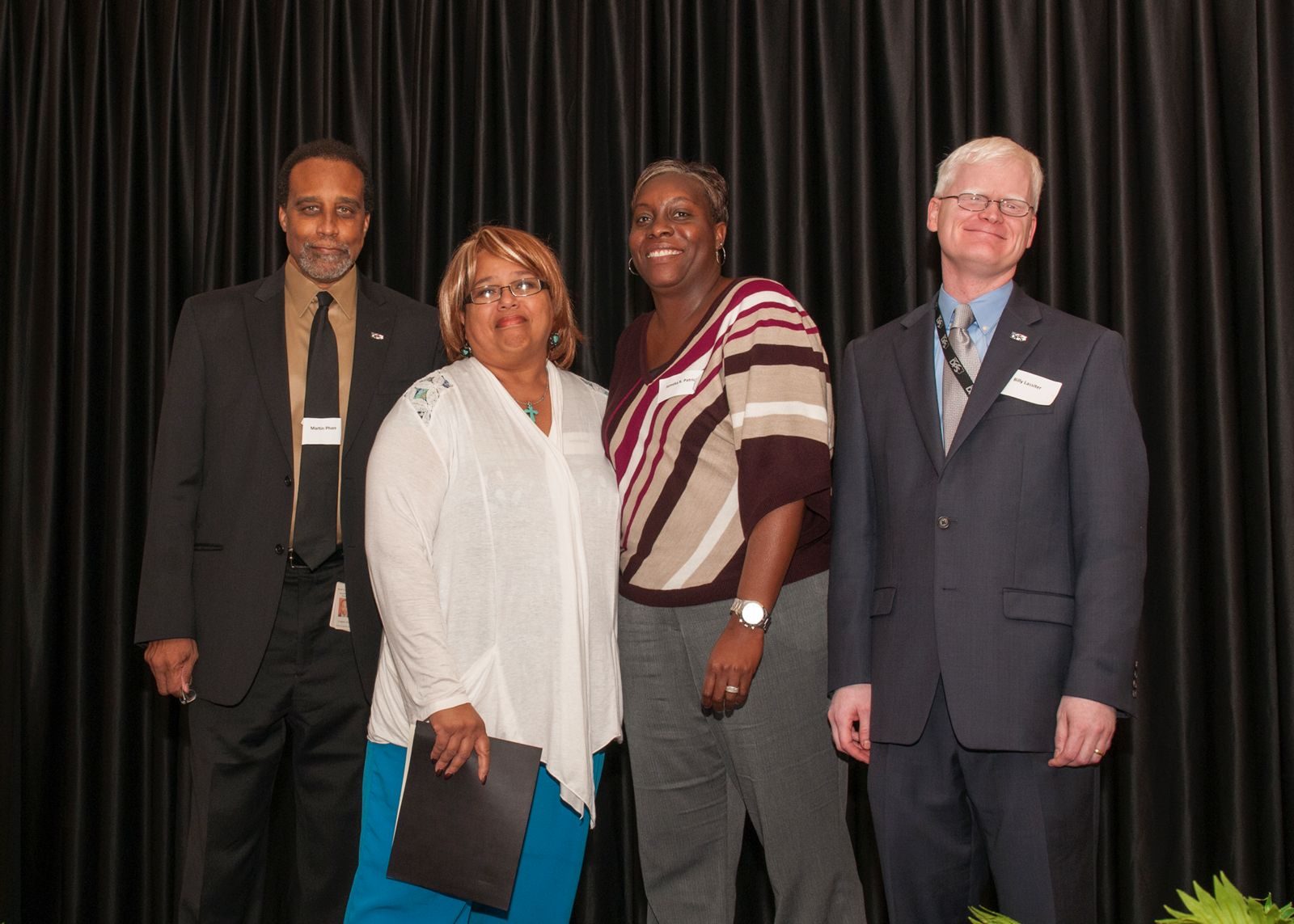 Nc Dps Juvenile Justice Employees Recognized For Raising The Bar