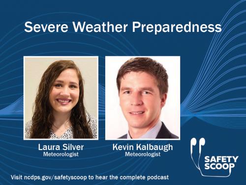 graphic of severe weather preparedness