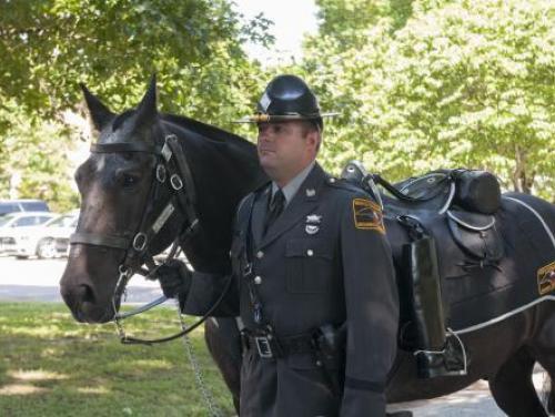 NC State Highway Patrol Fallen Officers Memorial