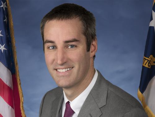 Andrew Kasper official portrait