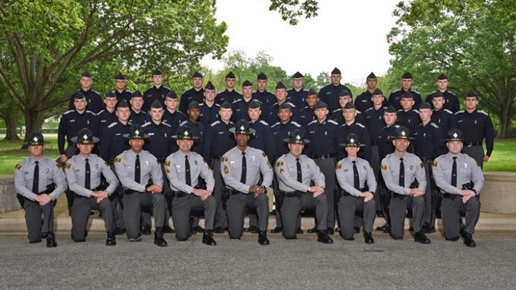 NC DPS: State Highway Patrol Graduates 34 New Troopers