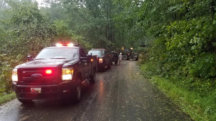Jackson County cleanup