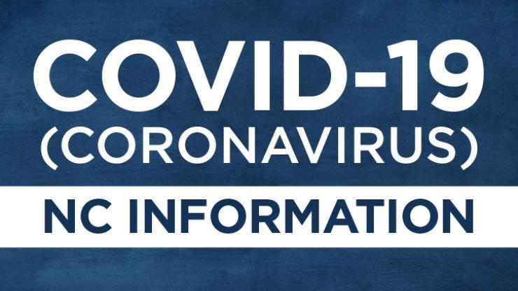 COVID-19 general info graphic