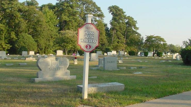 Cross Creek Cemetery - Fayetteville