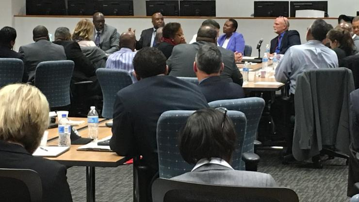 NCDPS and Corrections leaders discuss changes