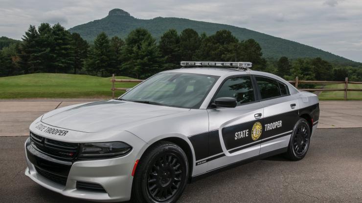 SHP 2018 Patrol Car Contest entry