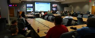 Situation Room - State Emergency Operations Center