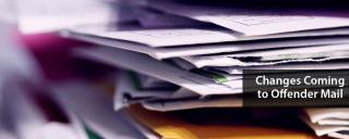 stock photo - stack of mail