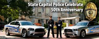 State Capitol Police anniversary