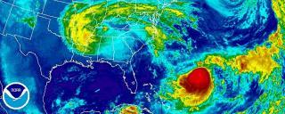 Tropical Depression Irma 9-12