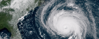 Florence approaches NC coast