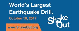Shakeout Earthquake Drill