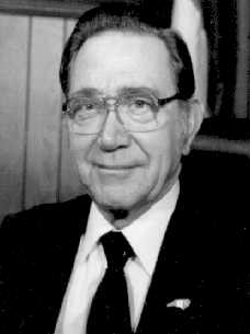 Secretary James C. Woodard   1981-1985