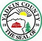 Yadkin County seal