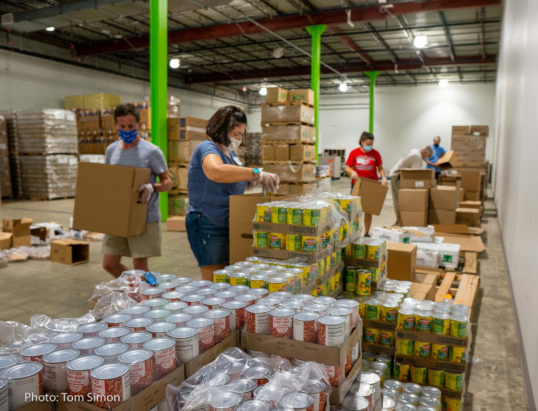 With the onset of the pandemic, the need for food for the hungry is greater than ever - 1 in 5 adults, 1 in 4 children are food insecure. Join us in Feeding the Carolinas!