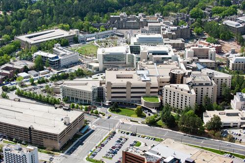 Duke University Hospital Campus