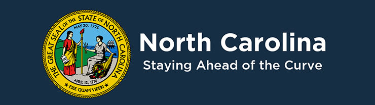 Nc Gov Staying Ahead Of The Curve
