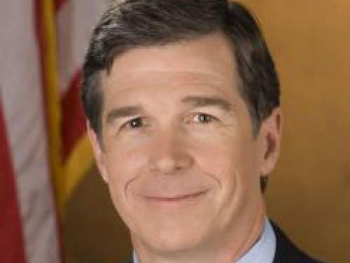 Governor Roy Cooper portrait
