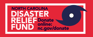 Banner for Donate to NC Disaster Recovery Fund