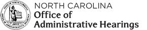 NC OAH logo