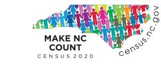 North Carolina 2020 Census