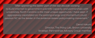 The Policy Lab at Brown University quote