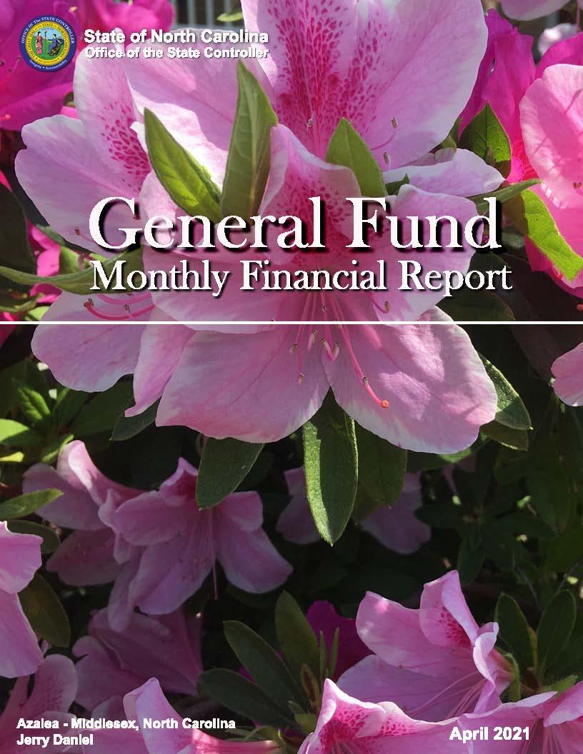 April 2021 GFMR Cover