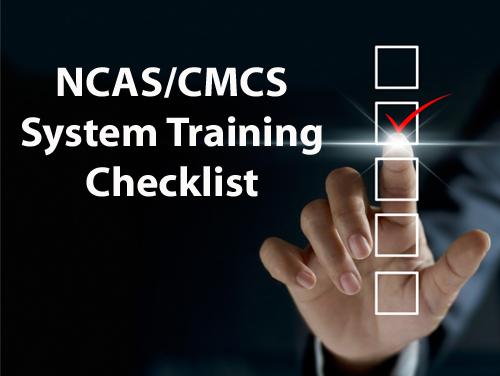 NCAS Checklist