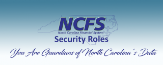 NCFS Security Roles