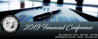 2019 OSC Financial Conference Header